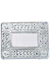 Celtic Economy Belt Buckle