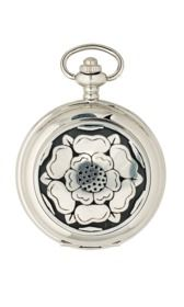 Rose Quartz Pocket Watch