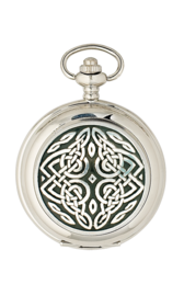 Celtic Mechanical Pocket Watch