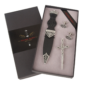 Celtic 3 Piece Gift Set with Stone Top
