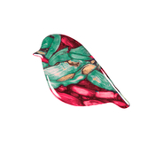 Robin Heather Brooch