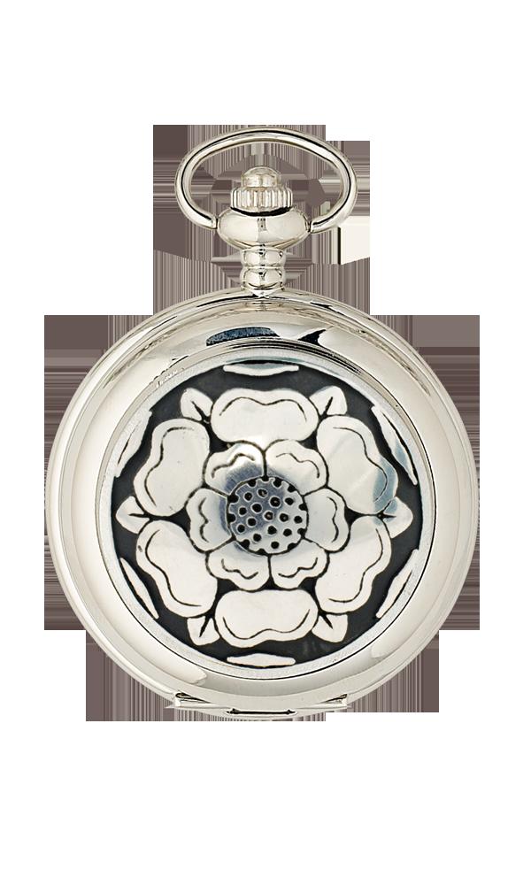 Rose Mechanical Pocket Watch