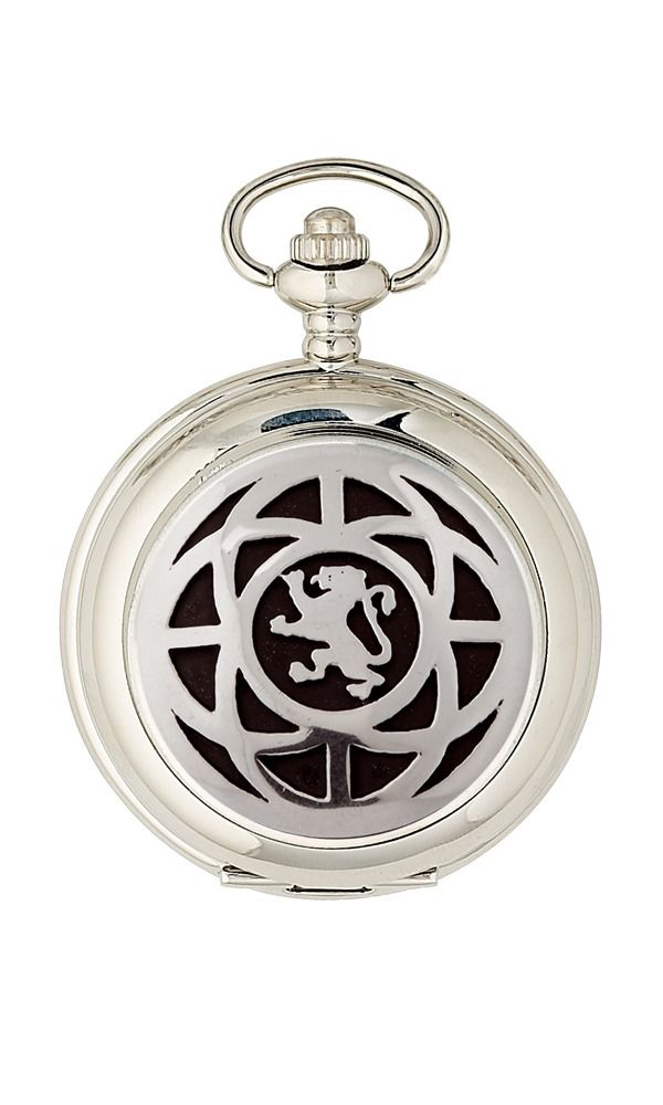 Saltire & Lion Rampant Mechanical Pocket Watch