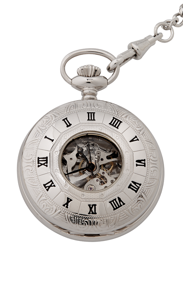 Windsor Mechanical Pocket Watch