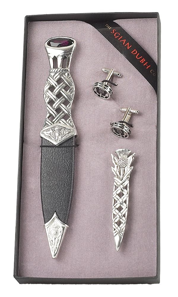 Lochy 3 Piece Gift Set With Stone Top