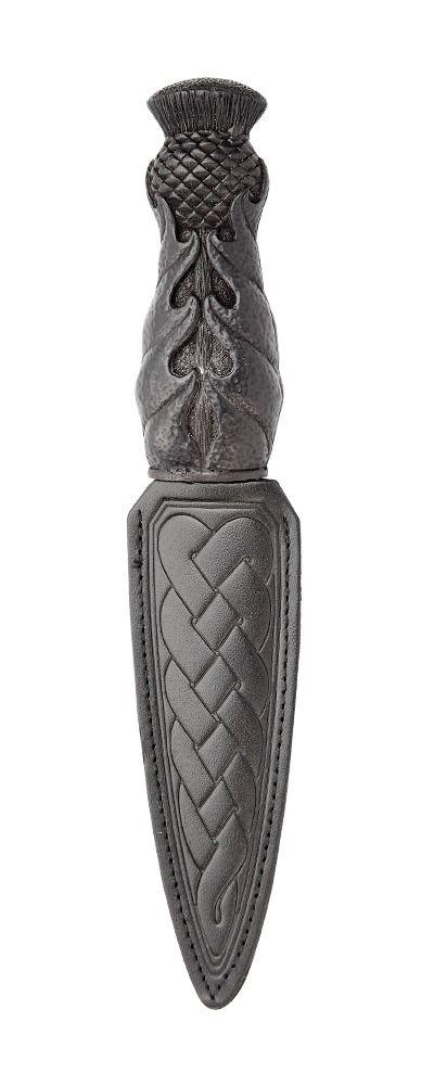 Black Thistle Daywear Sgian Dubh