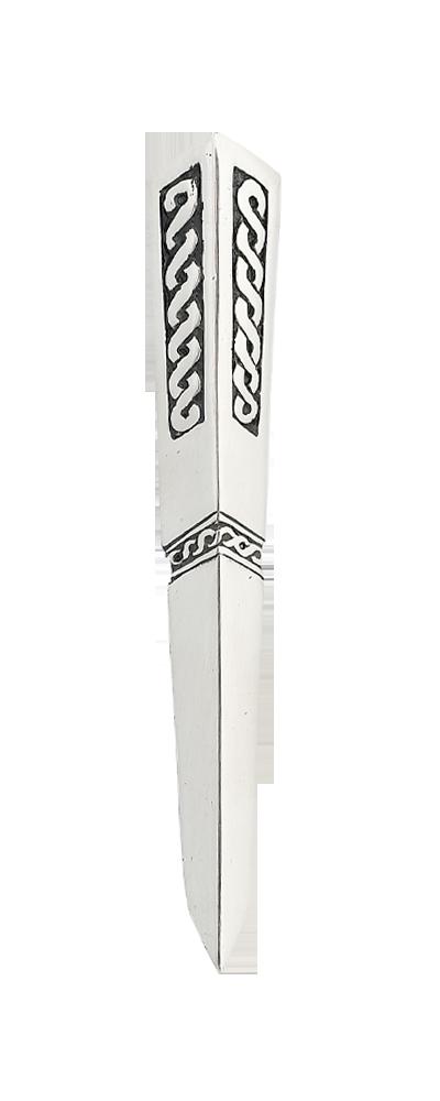 Celtic Dirk Kilt Pin