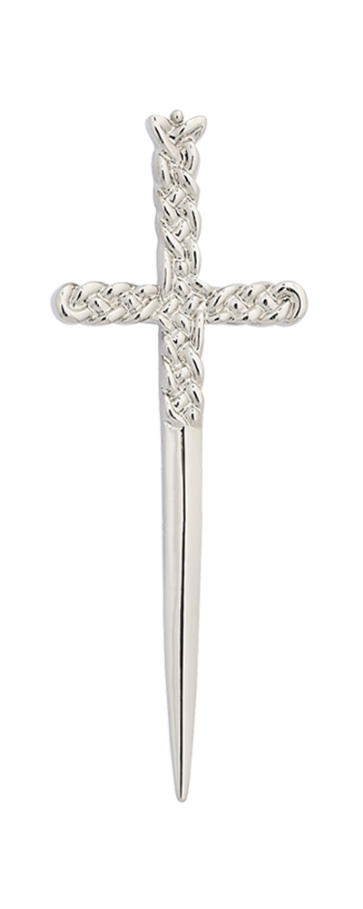 Economy Sword Kilt Pin