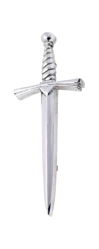Scottish Sword Kilt Pin