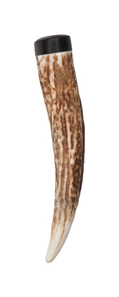 Staghorn Blackwood Kilt Pin