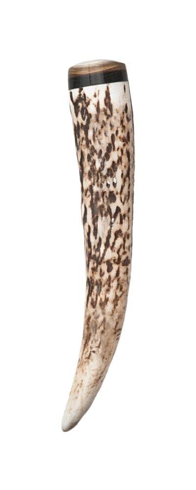 Staghorn Horn Kilt Pin