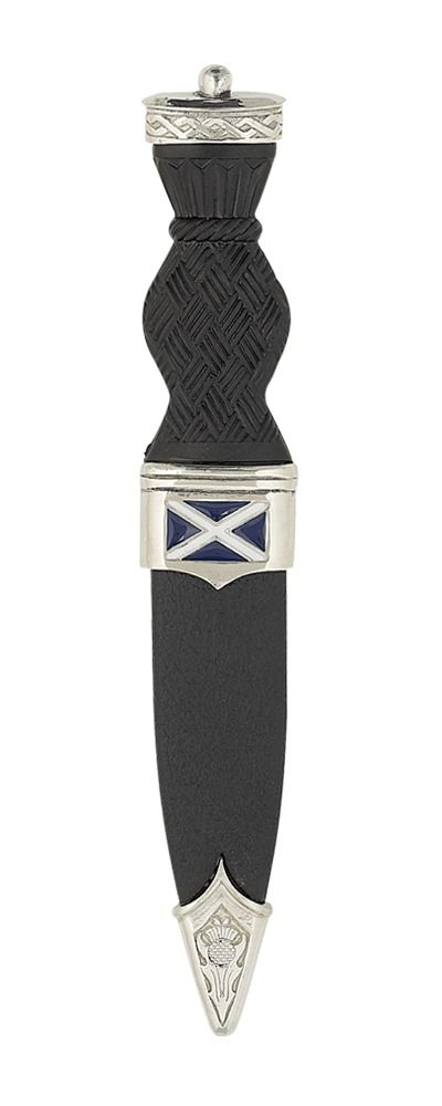 Saltire 3 Piece Gift Set With Plain Top.