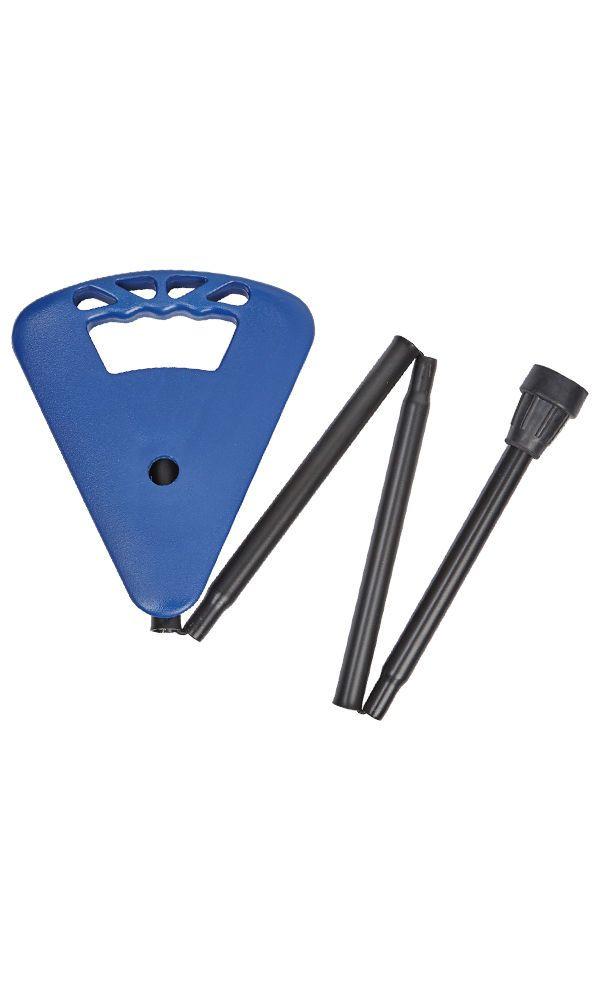 Blue Foldaway Flipstick