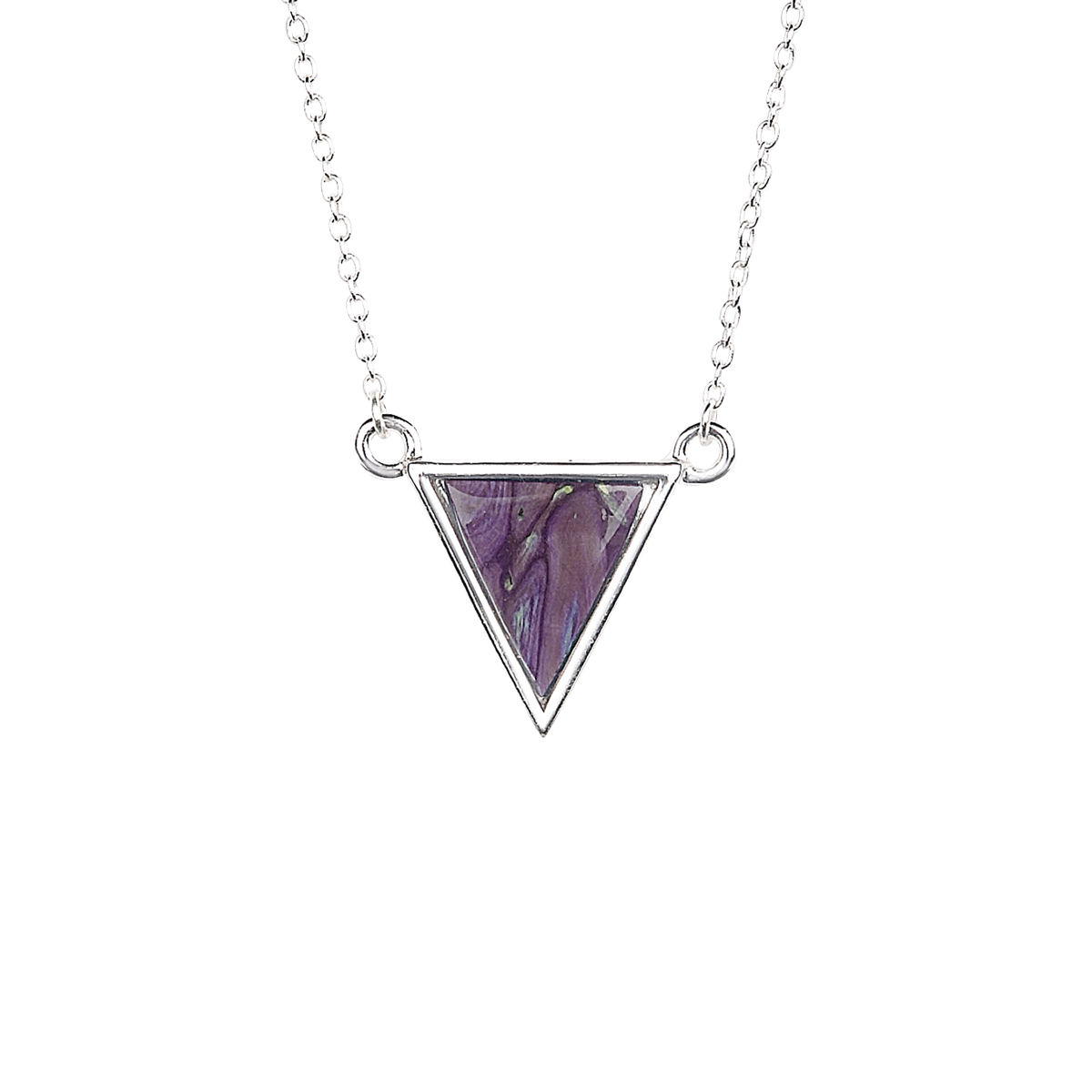 Neuk Triangle Necklace