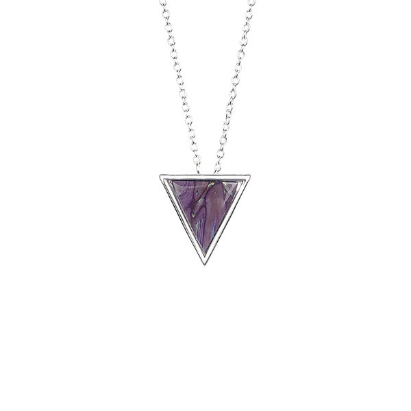 Neuk Triangle Necklace