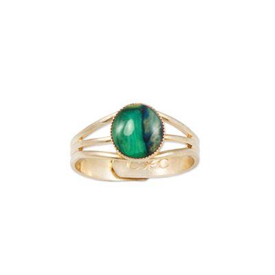 Gilt Ring