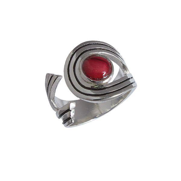 Rannoch Swirl Ring