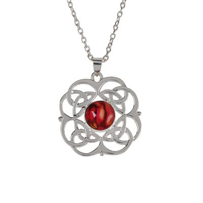 Circle Celtic Pendant