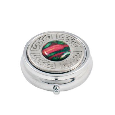 Celtic Pill Box