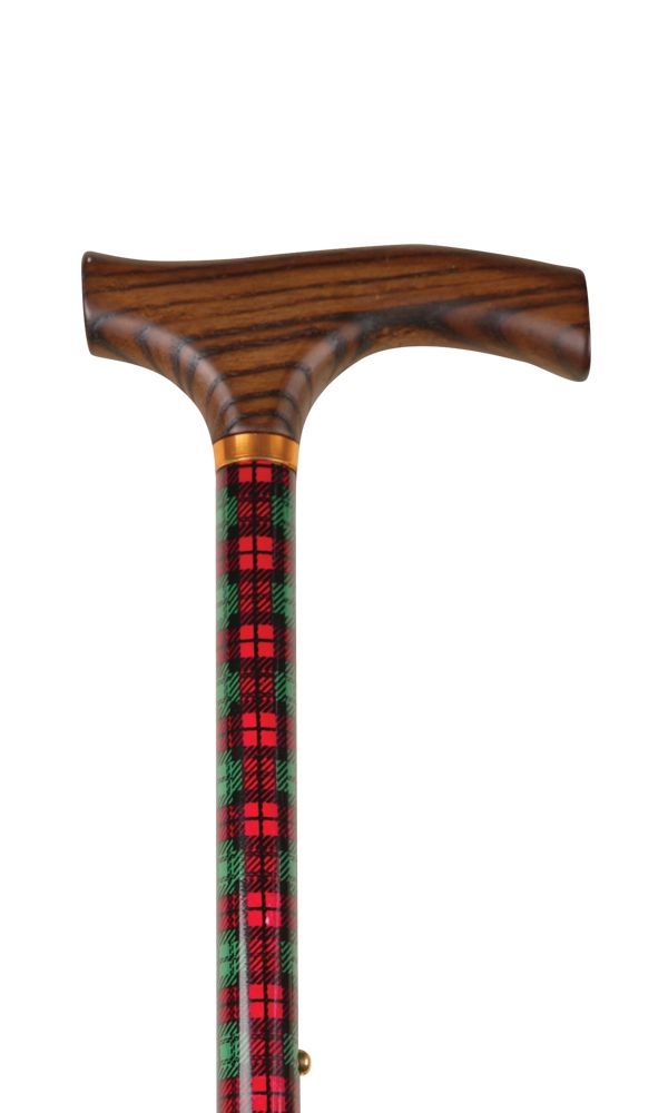 Adjustable Tartan Stick
