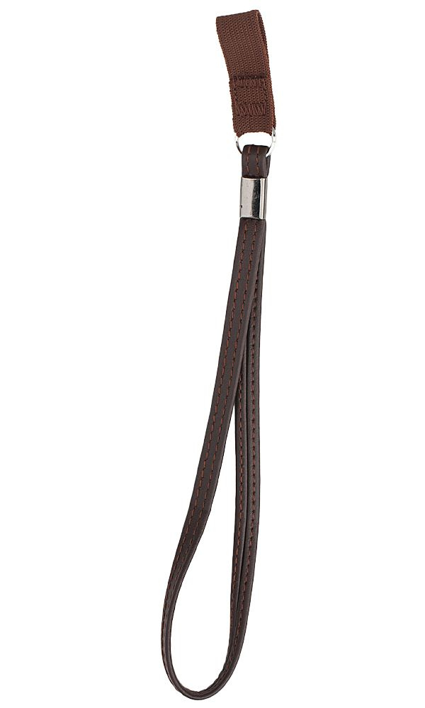 Brown Leather Wrist Cord