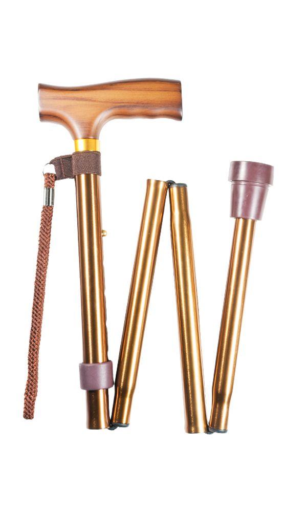 Copper Folding Stick