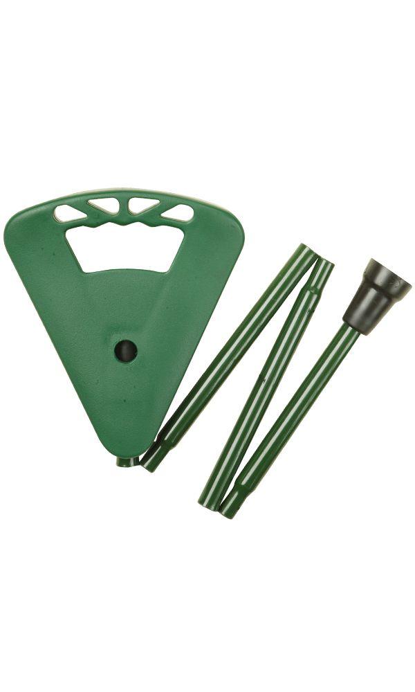 Green Foldaway Flipstick