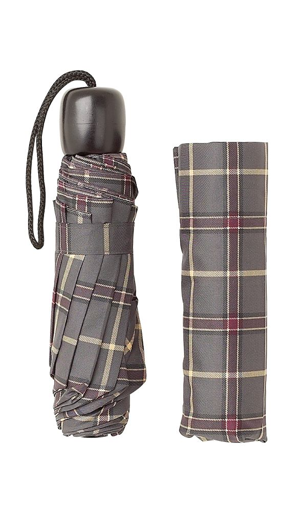 Byers Tartan Mini Folding Umbrella