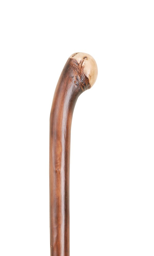 Natural Chestnut Knob Stick