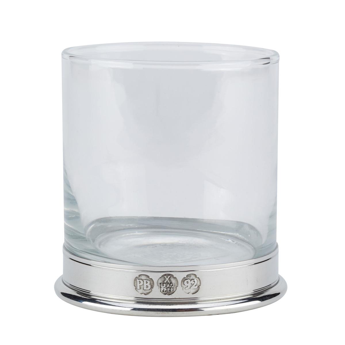 Plain Whisky Glasses - Pair
