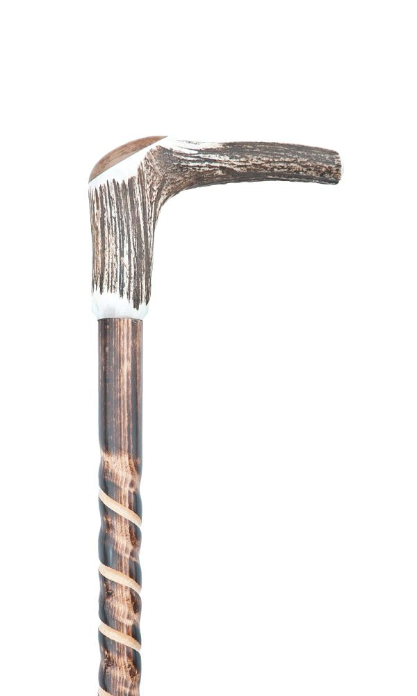 Staghorn Spiral Stick